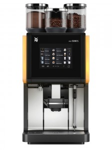WMF 5000S Bean To Cup Coffee Machine